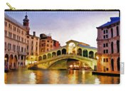 Hot Venetian Nights Carry-all Pouch