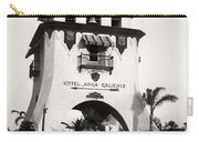 Hotel Agua Caliente Mexico Carry-all Pouch