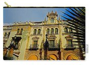 Hotel Alfonso Xiii - Seville Carry-all Pouch by Juergen Weiss