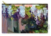 Hotel Baudy Wisteria Carry-all Pouch