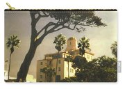 Hotel California- La Jolla Carry-all Pouch by Steve Karol