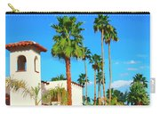 Hotel California Palm Springs Carry-all Pouch