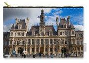 Hotel De Ville The Paris City Hall Carry-all Pouch