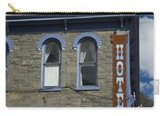 Hotel In Silverton Carry-all Pouch