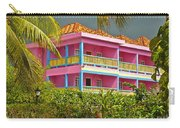 Hotel Jamaica Carry-all Pouch by Linda Bianic
