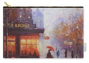 Hotel Kasina 1930 Y Carry-all Pouch