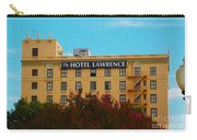 Hotel Lawrence Carry-all Pouch