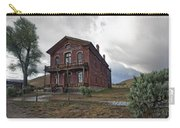 Hotel Meade - Bannack Ghost Town - Montana Carry-all Pouch