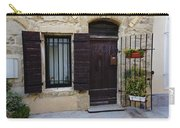 House Arles France Dsc01809  Carry-all Pouch