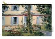 House At Rueil Carry-all Pouch