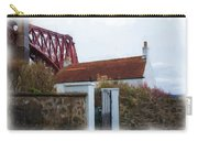 House At The Bridge Carry-all Pouch