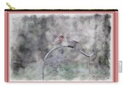House Finch - Kiss Me Carry-all Pouch