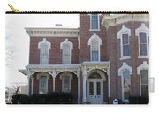 House In Denison Texas Carry-all Pouch