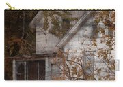House In Fall Carry-all Pouch