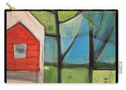 House In The Trees Carry-all Pouch