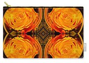 House Of Roses Carry-all Pouch