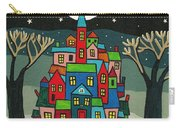 House Of The Crow Carry-all Pouch