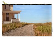 House On Rural Dirt Road Carry-all Pouch
