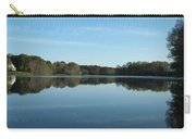 House On The Pond Carry-all Pouch