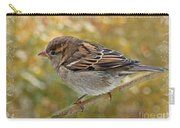 House Sparrow II Carry-all Pouch