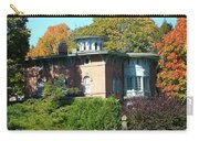 House Surrounded By Autumn Carry-all Pouch