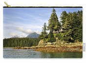 House Upon A Rock Carry-all Pouch