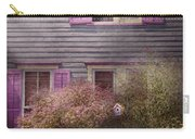 House - Victorian - A House To Call My Own  Carry-all Pouch by Mike Savad