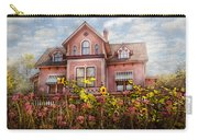 House - Victorian - Summer Cottage  Carry-all Pouch