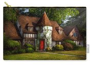 House - Westfield Nj - Fit For A King Carry-all Pouch