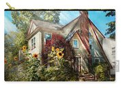 House - Westfield Nj - The Summer Retreat  Carry-all Pouch by Mike Savad