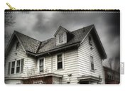 House With Brick Front - American Gothic Carry-all Pouch