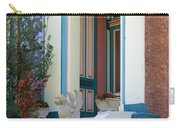 House With Griffin Lafayette Square St Louis Carry-all Pouch