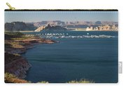 Houseboats At Marina At Lake Powell Carry-all Pouch