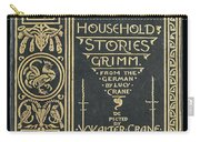 Household Stories Grimm Carry-all Pouch