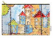 Houses 0476 Marucii Carry-all Pouch