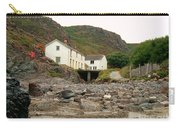 Houses At Kynance Cove Carry-all Pouch
