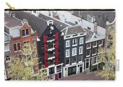 Houses In Amsterdam From Above Carry-all Pouch