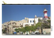 Houses In Jaffa Tel Aviv Israel Carry-all Pouch