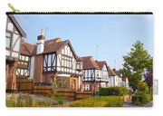Houses In Woodford England Carry-all Pouch