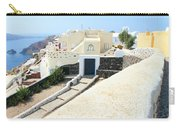 Houses Oia Santorini Carry-all Pouch