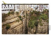 Houses On A Rock In Ronda Carry-all Pouch