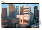 Houston Financial District Carry-all Pouch