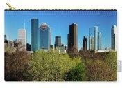 Houston Skyline, Houston, Texas Carry-all Pouch
