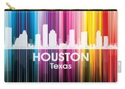 Houston Tx 2 Carry-all Pouch