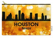 Houston Tx 3 Carry-all Pouch