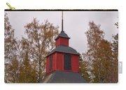 Houtskari Church Clock Tower Carry-all Pouch