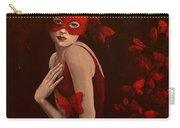 How Long Do Butterflies Live Carry-all Pouch by Dorina  Costras