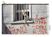 How Much Is That Doggie In The Window? Carry-all Pouch by Kurt Van Wagner