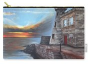 Howth Harbour Lighthouse Carry-all Pouch