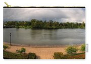 Hoyt Lake At Delaware Park Carry-all Pouch